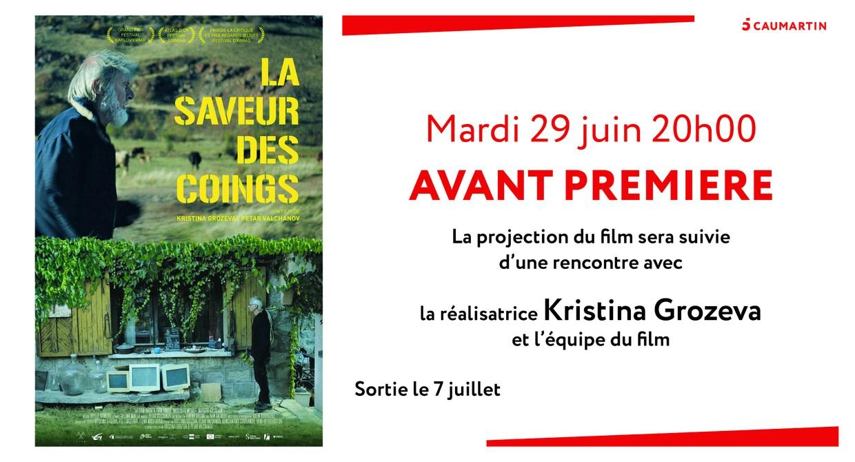 Photo du film La Saveur des coings